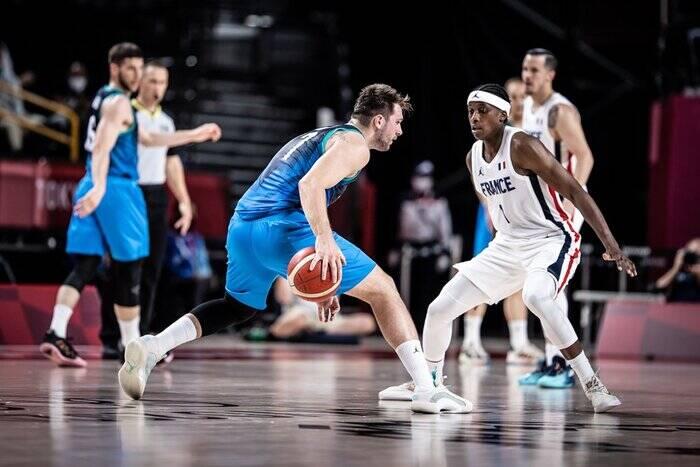 رقیب آمریکا در فینال بسکتبال المپیک مشخص شد؛ اسلوونی حریف فرانسه نشد