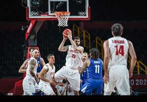 بسکتبال ایران در المپیک| از حاشیههای رنگارنگ تا حرفهای تکاندهنده جمشیدی/ در توکیو اتفاق عجیبی نیفتاد