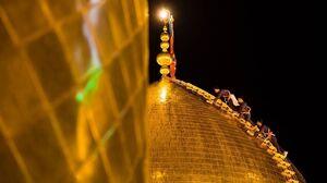 عکس/ حرم امام حسین (ع) در سال ۱۲۹۰ شمسی