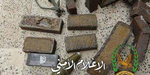 کشف انبار سلاح در منزل سرکرده القاعده در یمن