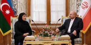 قالیباف: مناسبات ایران و جمهوری آذربایجان باید افزایش یابد/ مناقشه قرهباغ اتفاق ناخوشایندی بود