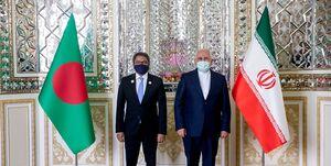 امیدواری ظریف به گسترش مناسبات ایران و بنگلادش در دوره جدید