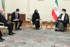 رئیسی: مصمم هستیم گامهای بلندی برای توسعه همه جانبه روابط ایران و آذربایجان به نفع دو ملت برداریم