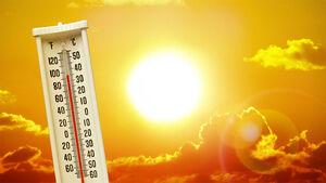 گرمای خوزستان باز هم بالای ۴۹ درجه میرود
