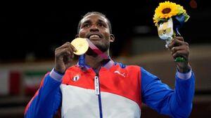 تاریخ سازی بوکسور کوبایی در المپیک