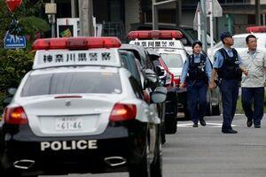 ۱۰ مجروح در حادثه چاقو کشی در متروی توکیو +فیلم