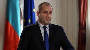 رییس جمهور بلغارستان به آیت الله رئیسی تبریک گفت