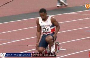فیلم/ فینال هیجانانگیز دوی 4×100 متر المپیک