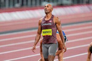 عکس برگزیده از رقابت های دوومیدانی المپیک توکیو