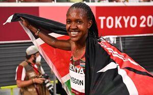 رکورد ۱۵۰۰ متر زنان المپیک پس از ۳۳ سال شکست +عکس