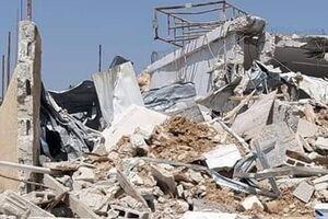 صهیونیستها ۶ فلسطینی را مجبور به تخریب خانه خودشان کردند - کراپشده