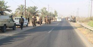 عملیات مشترک ارتش و الحشدالشعبی عراق در جنوب سامرا