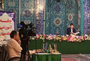 تولید تلاوت تلویزیونی باحضور قاریان شهرستانی