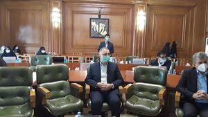 زاکانی در شورای شهر