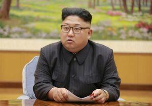 تصاویر جدید از رهبر کره شمالی