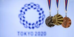 جدول پایانی توزیع مدال المپیک/ سقوط ۲ پلهای ایران
