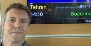 سفیر جدید انگلیس درتهران؛ از بازگشت به ایران هیجان زدهام