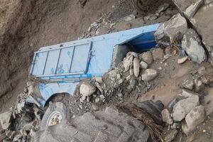 فیلم/ وقوع سیل شدید در کلیبر تبریز