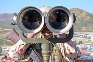 فرمانده قرارگاه منطقهای شمال شرق نزاجا: امنیت کامل در نوار مرزی شمال شرق حاکم است/ استقرار تیپهای متحرک هجومی