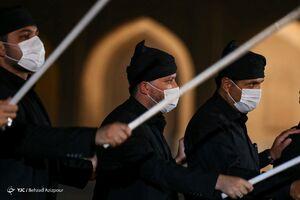 عکس/ آیین «شاه حسین گویان» در تبریز