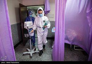 جدیدترین اخبار کرونا در ایران| سایه سنگین ابر سیاه دلتا بر سر مردم / حال ناخوش مدافعان سلامت / پیک پنجم به اوج قله رسید + نقشه