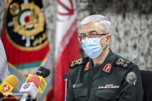 تبریک سرلشکر باقری به معاون اول دولت سیزدهم