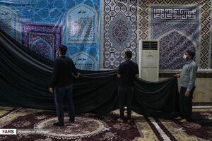 مساجد و پایگاه های بسیج در بحران کرونا چکار میکنن؟