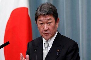وزیر خارجه ژاپن به ایران سفر میکند