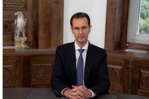 بشار اسد: توانایی مقابله با چالشها را داریم