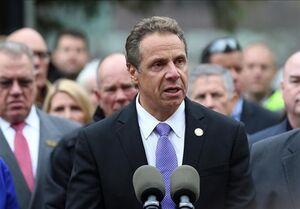 فرماندار نیویورک استعفا میکند