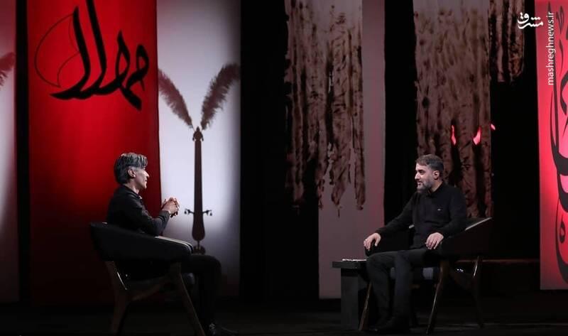 محمد حسین پویانفر«مداح»، مجری تاکشوی اینترنتی شد