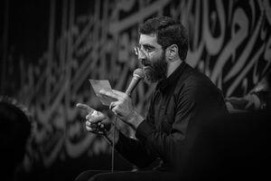 عکس/ شب اول محرم در هیئت فدائیان حسین (ع) اصفهان