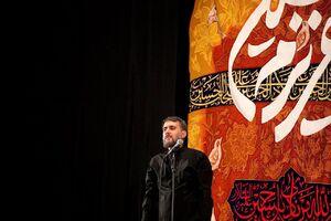 صوت/ شب تاسوعا با نوای محمدحسین پویانفر