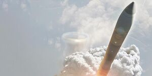 نیروی هوایی آمریکا موشک قاره پیما با قابلیت حمل کلاهک اتمی پرتاب کرد
