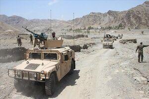 ۵۱۶ نفر از اعضای طالبان کشته و زخمی شدند
