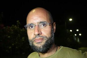 صدور حکم بازداشت سیف الاسلام قذافی در لیبی
