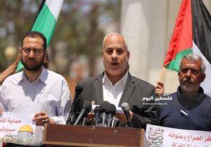 مقاومت فلسطین: آمریکا و اسرائیل نمیتوانند اراده ملت ما را بشکنند
