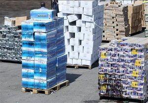 شیرخشکهای درحال فساد هنوز به گمرک اظهار نشده است