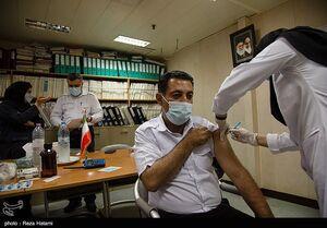 واکنش وهابزاده به القا شکست واکسیناسیون در ایران