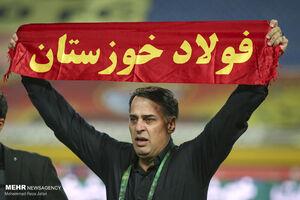 آذری: باشگاه فولاد معطل من نشود
