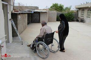 وضعیت واکسیناسیون افراد دارای معلولیت ساکن منازل