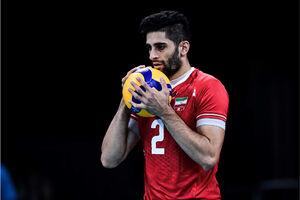 فدراسیون جهانی والیبال: عبادی پور آماده رهبری والیبال ایران
