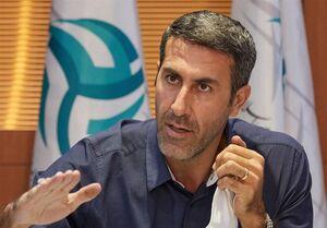 محمودی: داورزنی با نامردی به فدراسیون برگشت