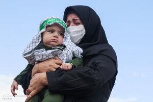 عکس/ همایش شیرخوارگان حسینی در تبریز