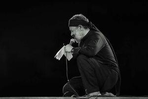 فیلم/ روضهخوانی حاج محمود کریمی در بینالحرمین