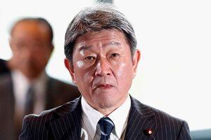 تاکید وزیر خارجه ژاپن بر دوستی دیرینه و تبادل نظر صریح با ایران