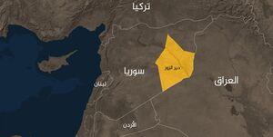 عملیات هوایی آمریکا در شرق سوریه و ربودن یک سوری