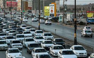 آخرین وضعیت ترافیک محورهای خروجی تهران پس از اعلام تعطیلات
