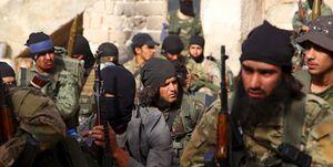 نشست متعدد تروریستها در جنوب سوریه با افسران اسرائیلی