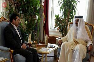 امیر قطر به نشست سران در بغداد دعوت شد